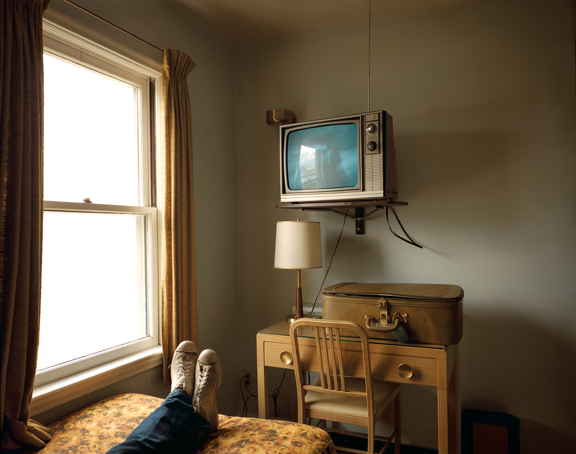 William Eggleston Hotel Room