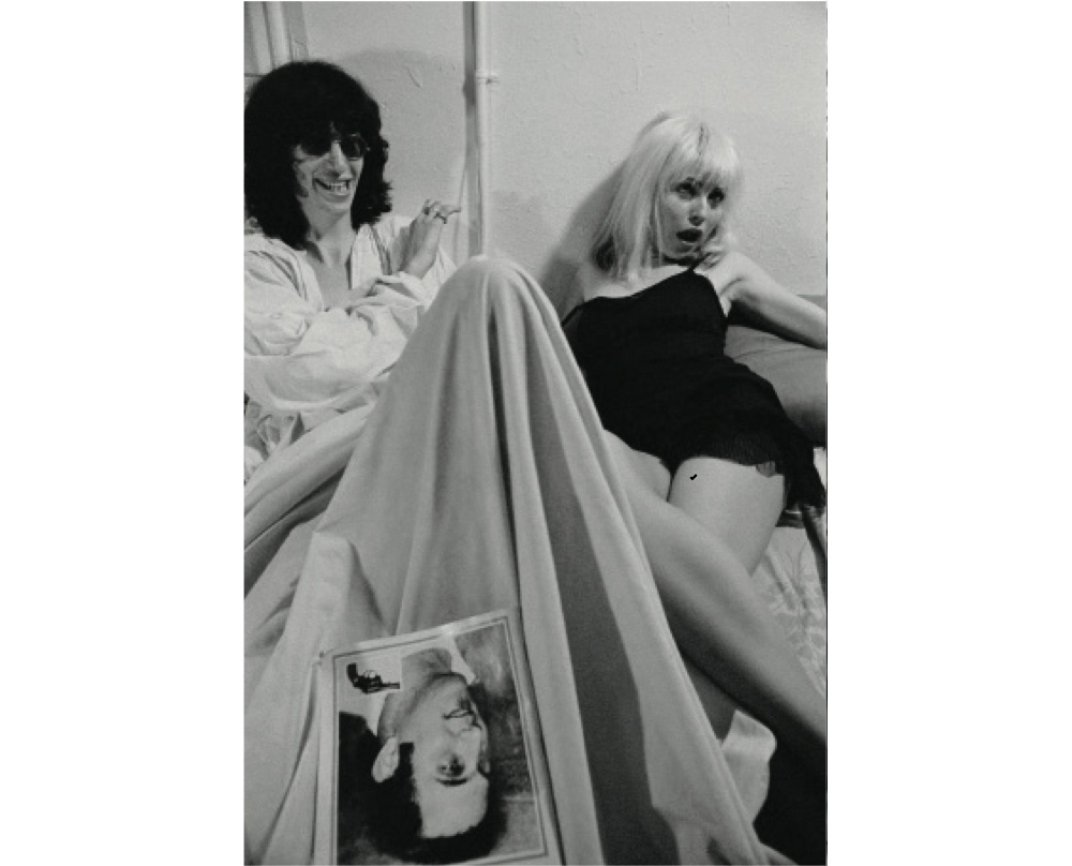 Negative: Me, Blondie, and the Advent of Punk : Issue Magazine