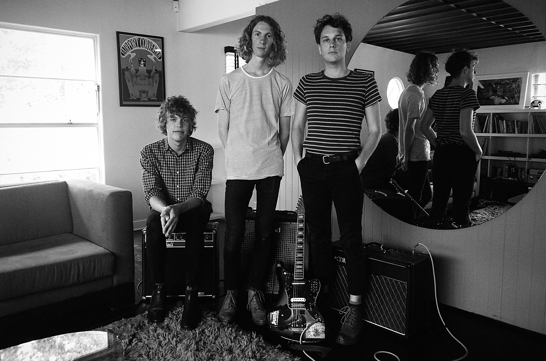 Bedroom Band Members