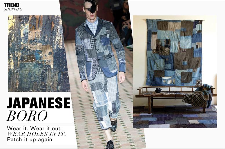 Japanese Boro : Issue Magazine